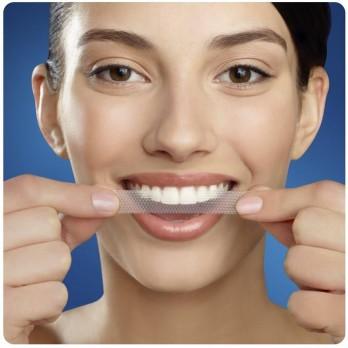 paski do wybielania zębów crest
